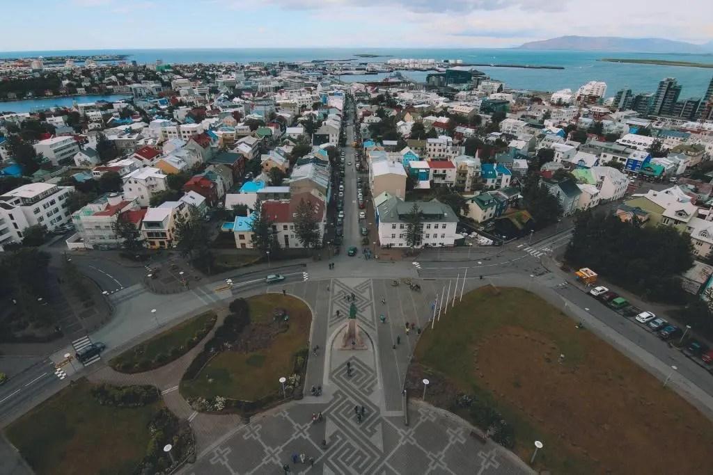 Staying in Downtown Reykjavik