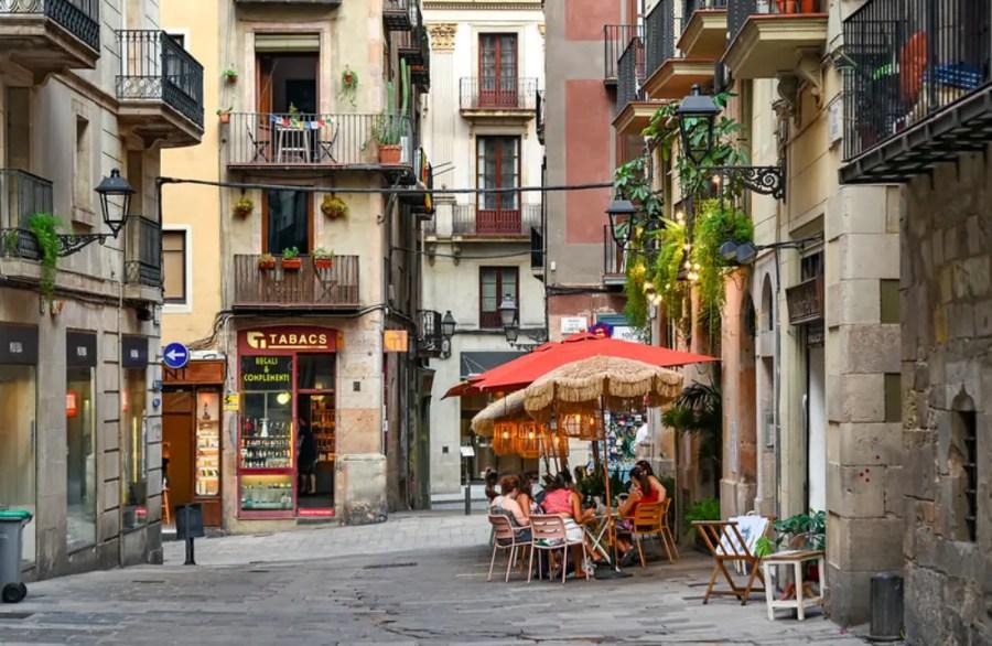 A week in Barcelona - Ciutat Vella
