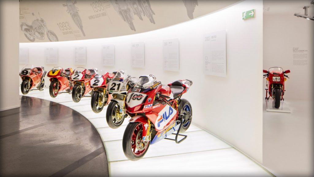 Il Museo Ducati di Borgo Panigale  Travel Emilia Romagna