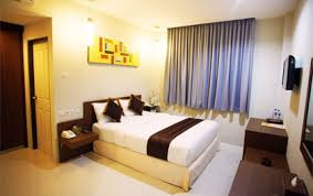 Hotel City Mataram_space kamar King Size