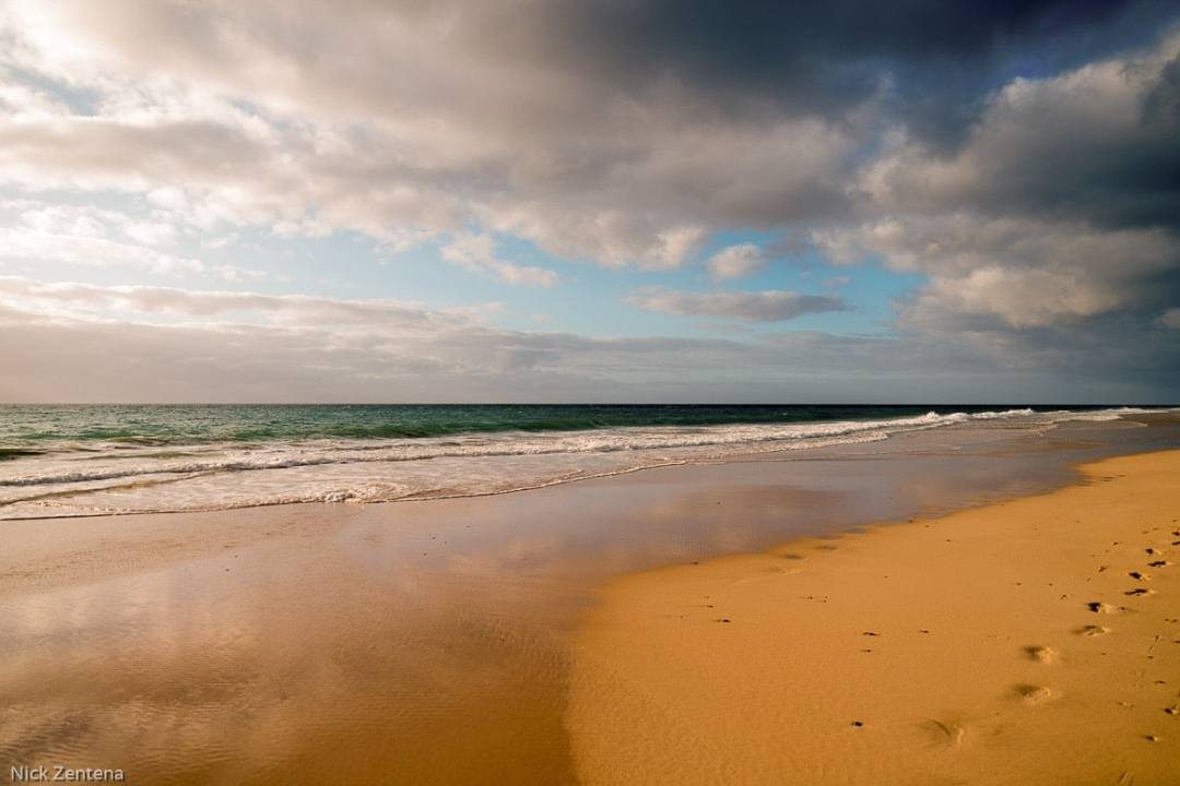 Colours of Playa Matorral