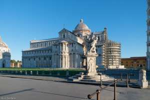 piazza del Duomo Pisa Italy
