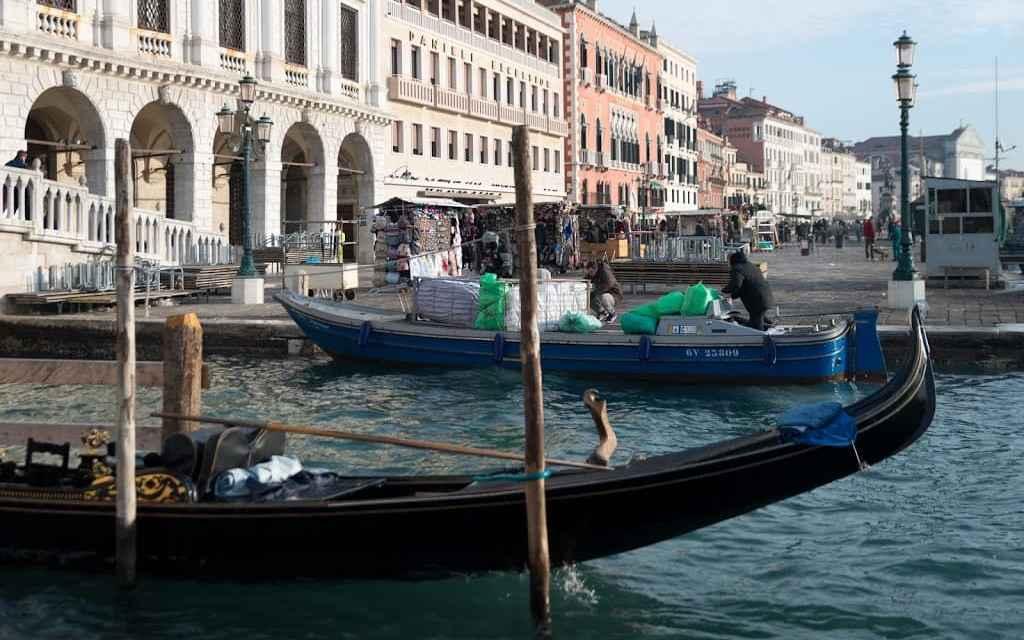 More winter Venice Italy