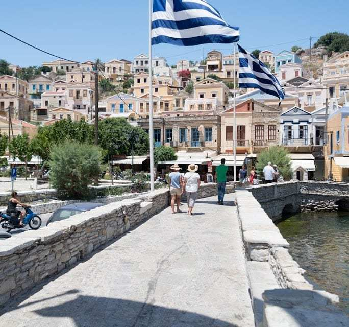More Symi Greece