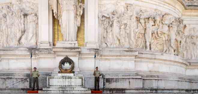 Il Monumento nazionale a Vittorio Emanuele II