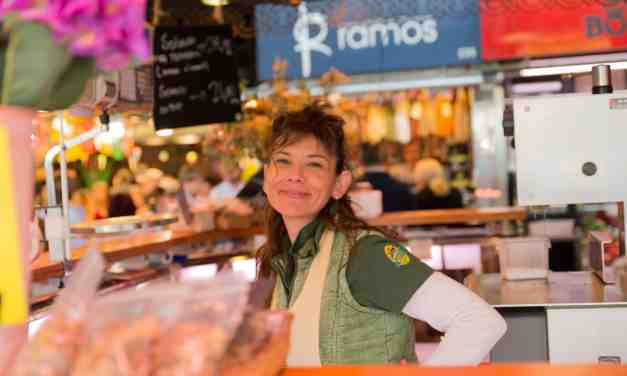 Barcelona and it's markets . A photographic visit