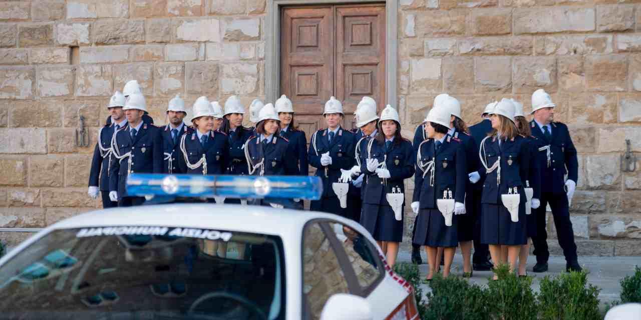 Festa Polizia municipale Firenze 2017