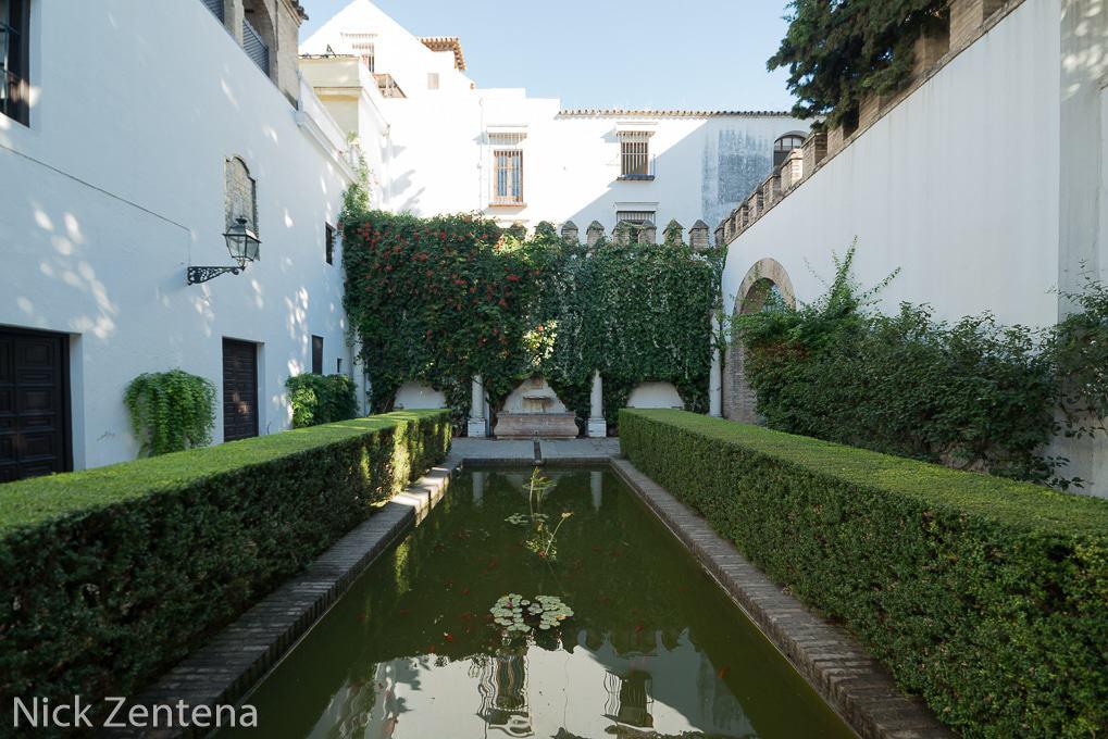 Alcázar Seville Spain