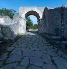 Antiquarium di Saepinum