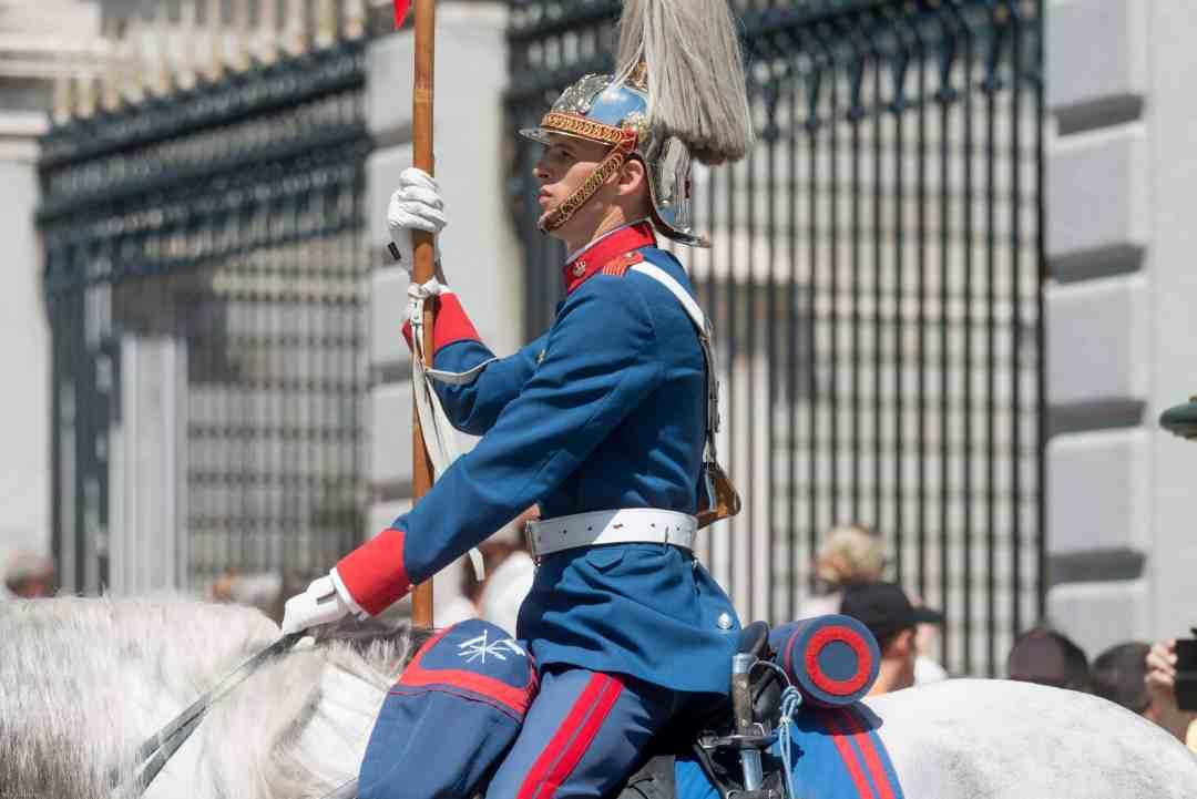 Royal Spanish Mounted Guard