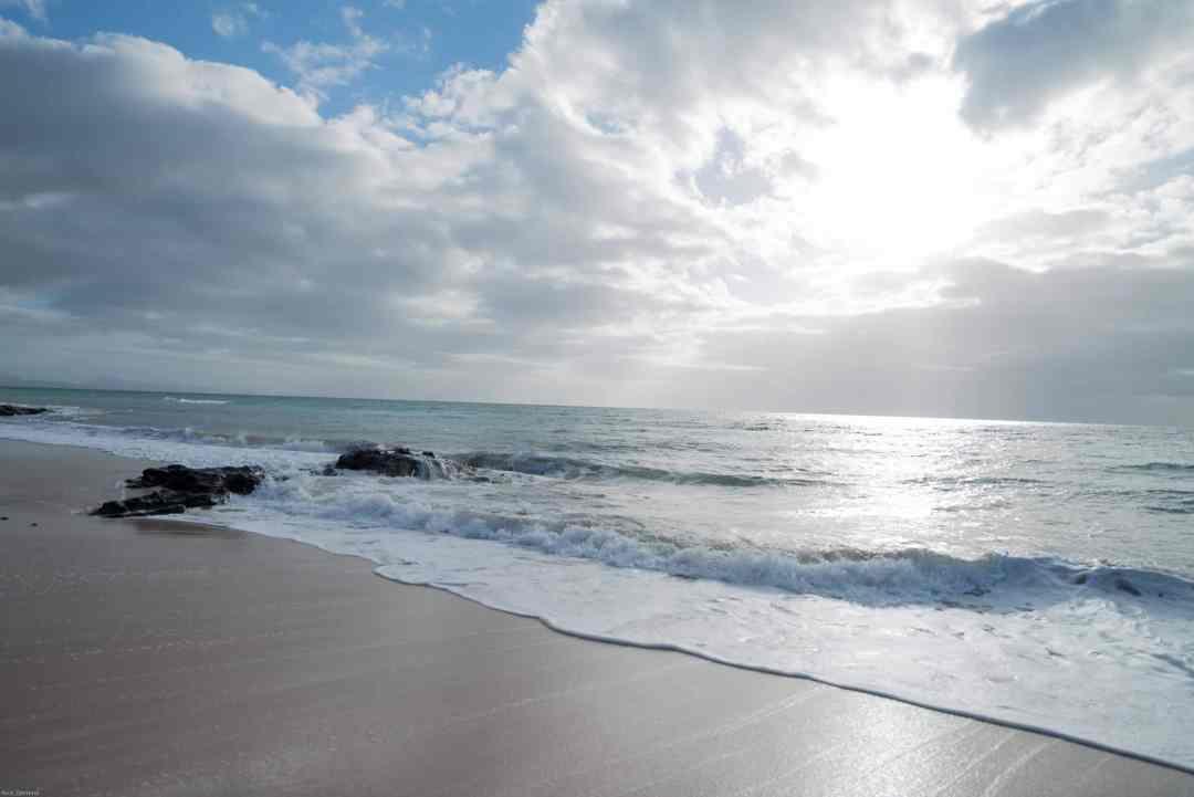 playa de butihondo