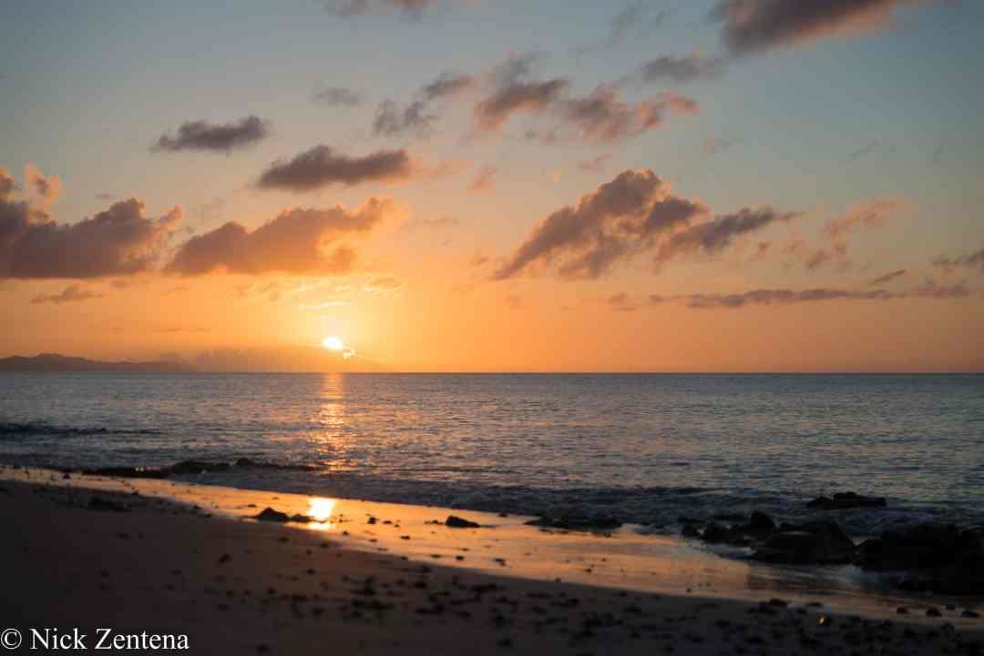 Playa Butihondo sunrise V
