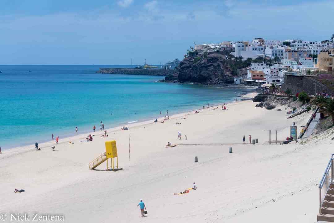 Playa de la Cebada IV