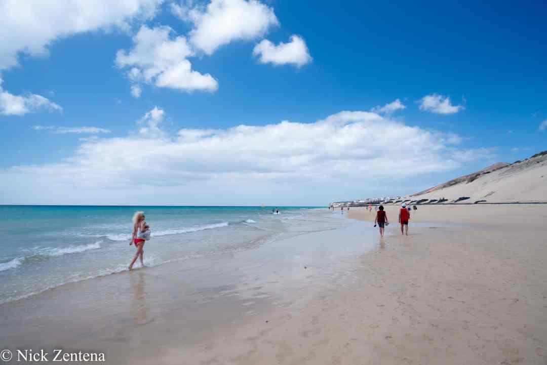 South of Playa Tierra Dorada IX