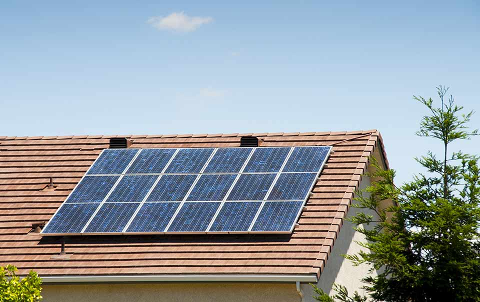 House Wiring On Solar Powered House Wiring