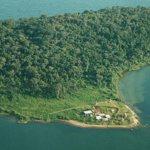 Ngamab Chimpanzee Island