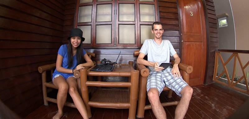 Aileen and Jonas of I Am Aileen - Couples travel advice