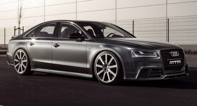 the 2018 audi rs8