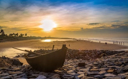Digha Beach: A Romantic Holiday Destination On The Bay of Bengal