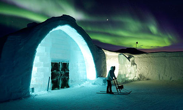 IceHotelAlamy460 5 Unique Hotels Around The World