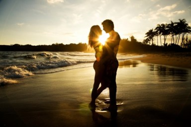 Image result for love on the beach