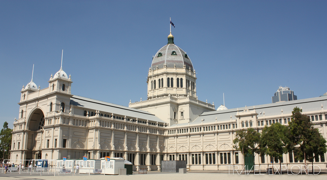 Melbourne - Royal Exhibition Building