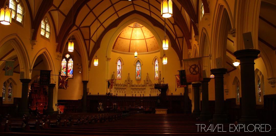 Melbourne - Scots Church
