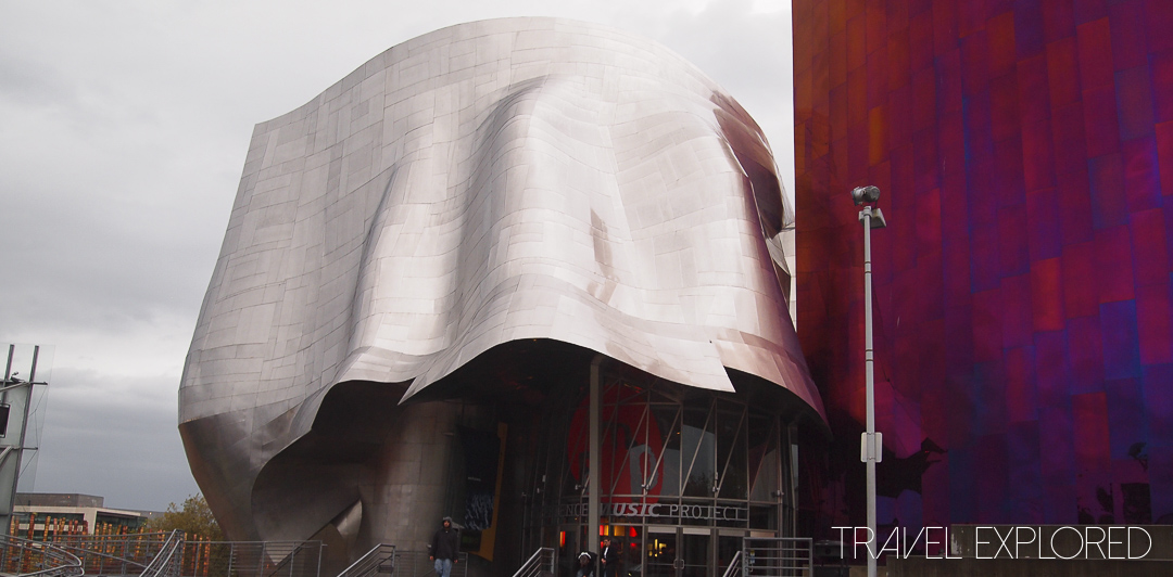 Seattle - Experience Music Project Building