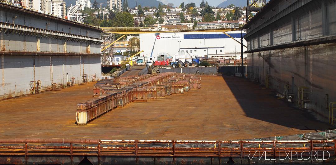 Vancouver - Drydock