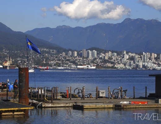 Vancouver - View of the Northshore