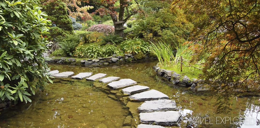 Buchart Gardens - Japanese Garden