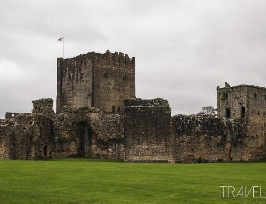 Portchester Castle