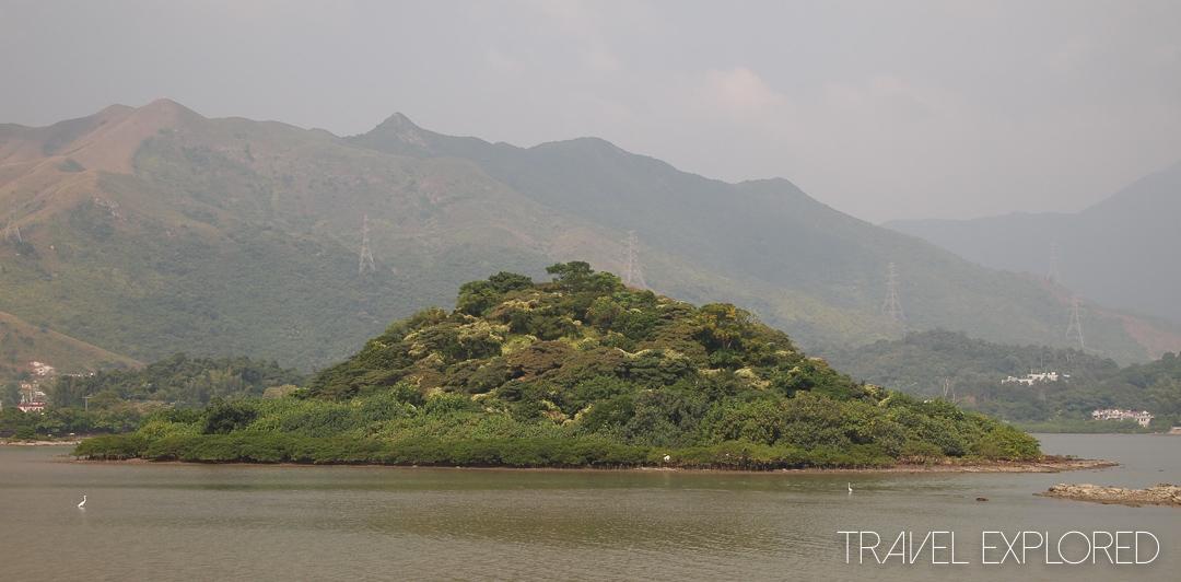 Hong Kong - Bird Nesting Island