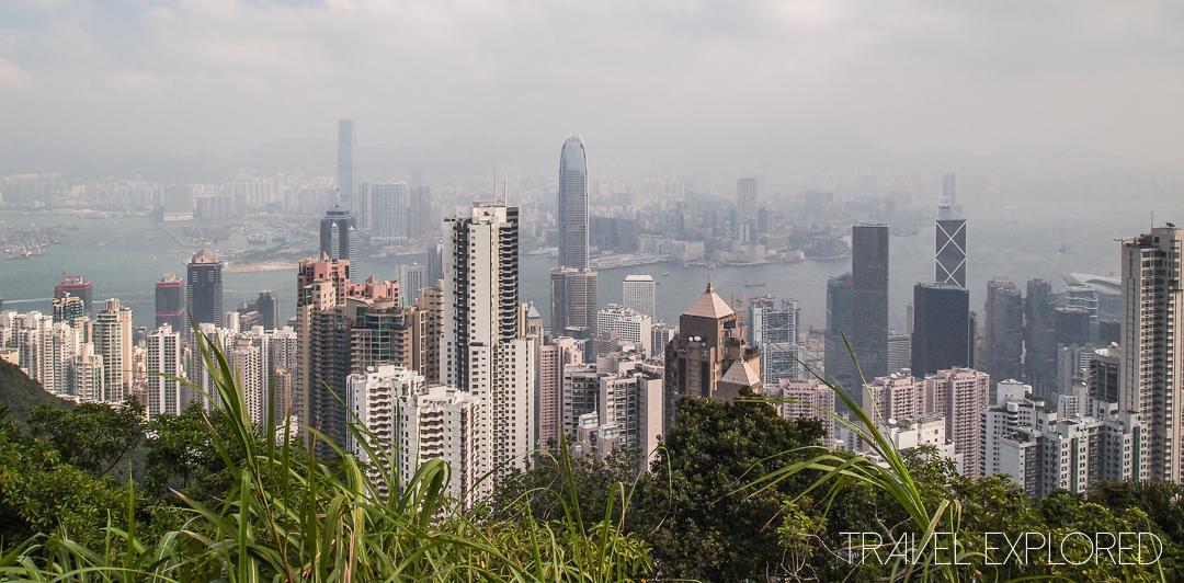 Hong Kong - City View