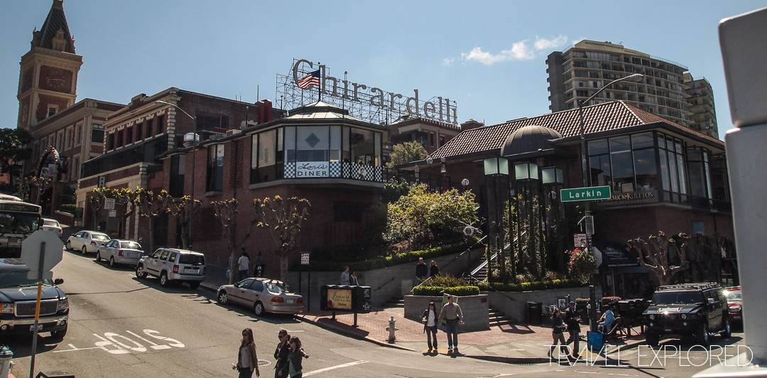 San Francisco - Ghirardelli Chocolate