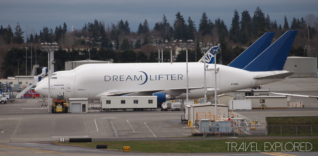 Seattle - Boeing Dreamlifter
