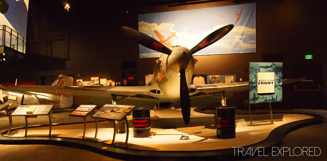 Seattle - WW II Yakovlev Yak 9U