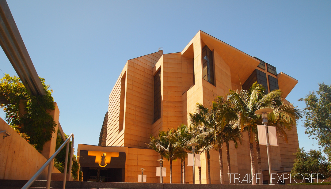 Los Angeles - Cathedral Of Our Lady Of The Angels