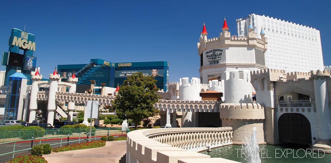Las Vegas MGM & Excalibur