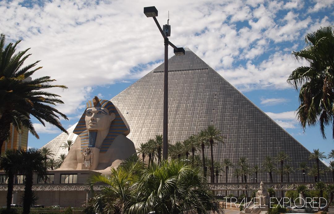 Las Vegas - Luxor Casino