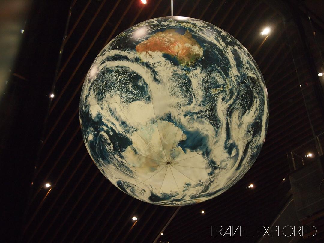 Vancouver - Convention Center Replica Globe