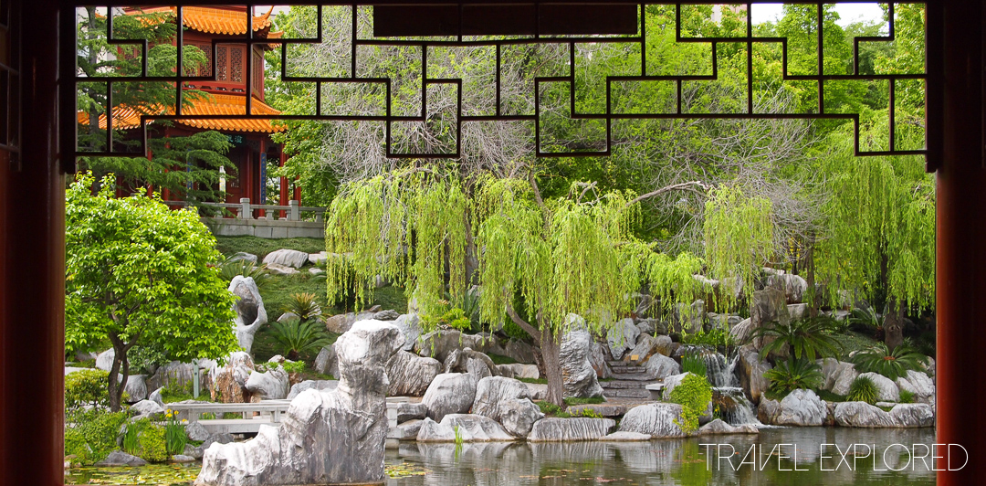 Sydney - Chinese Garden of Friendship