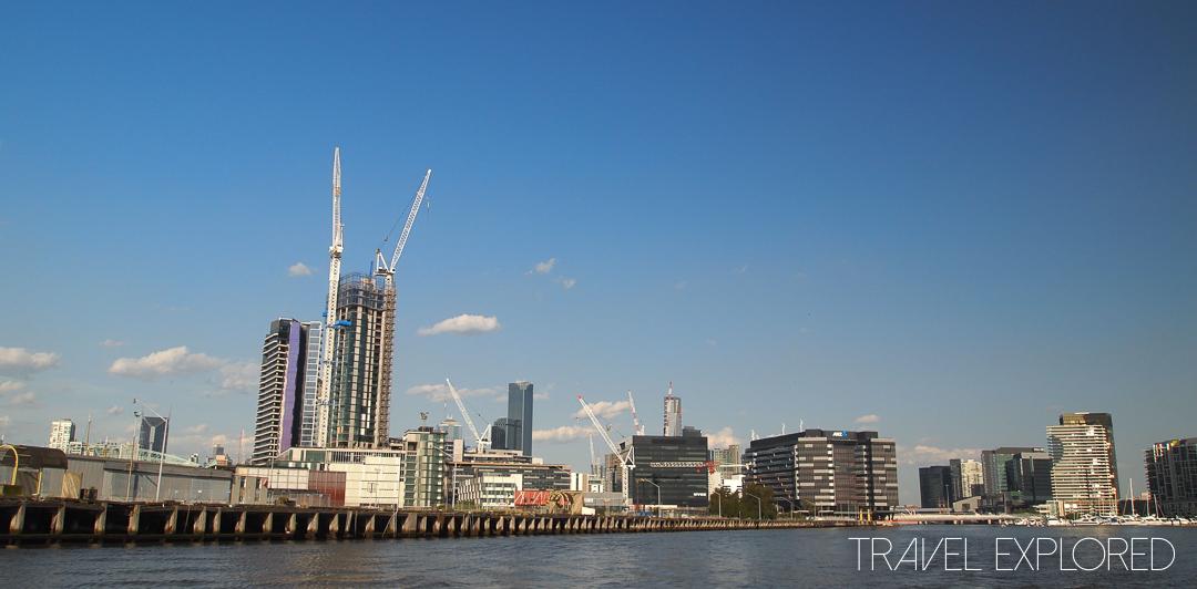 Melbourne - Docklands
