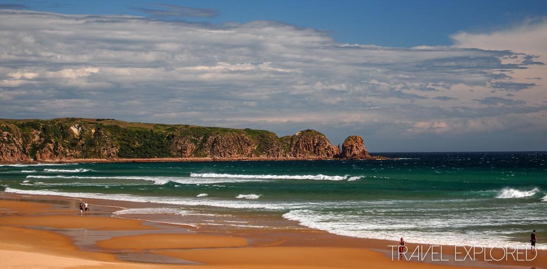 Phillip Island - Woolamai Surf Beach