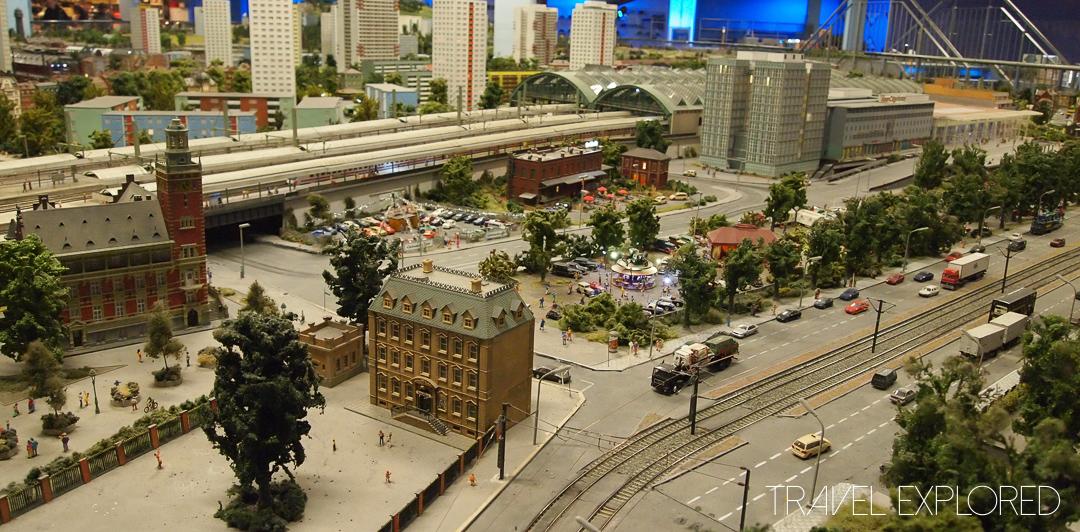 Berlin - Berlin Miniature Display