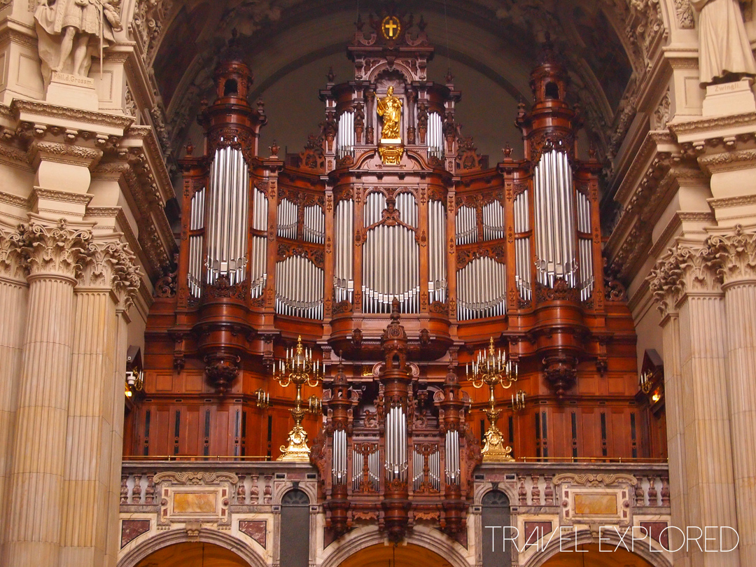 Berlin - Berlinerdom Organ