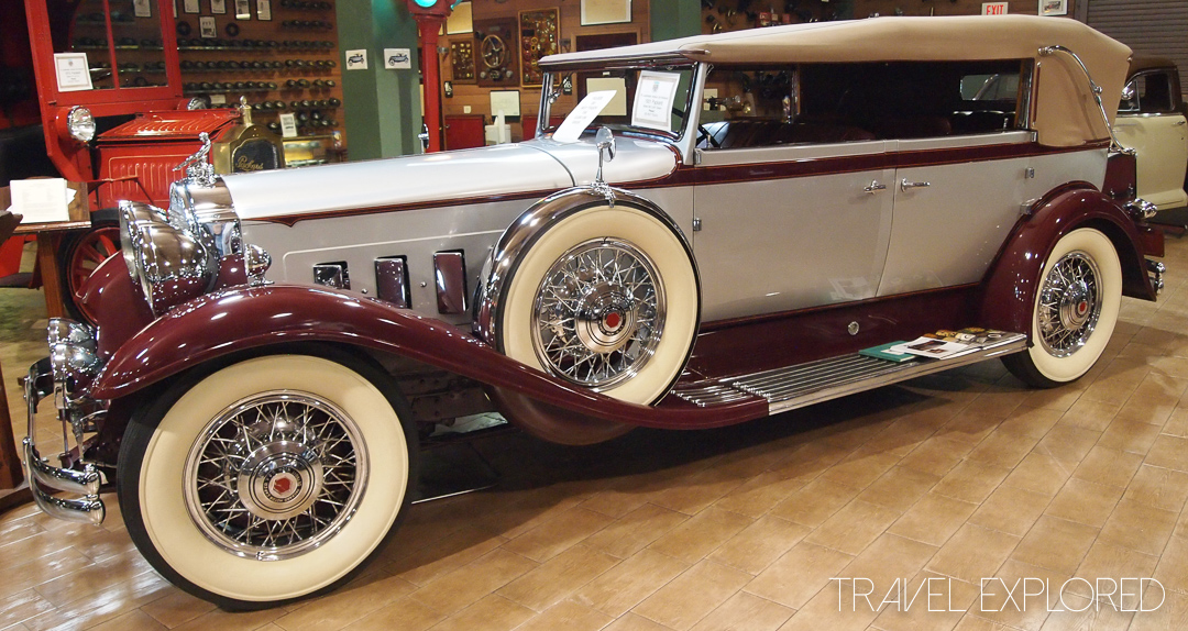 Fort Lauderdale - 1931 Packard model 845
