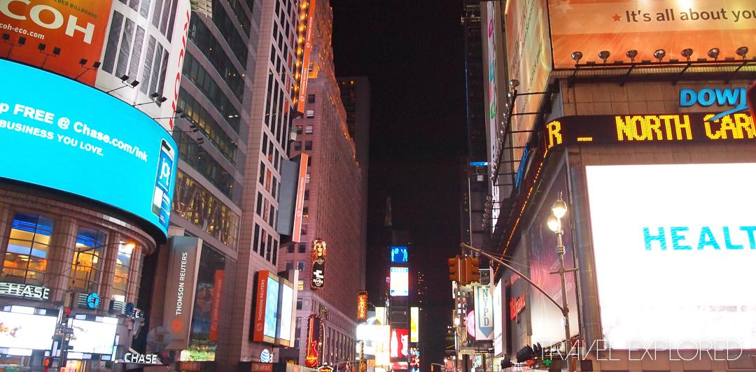 New York - Night Lights