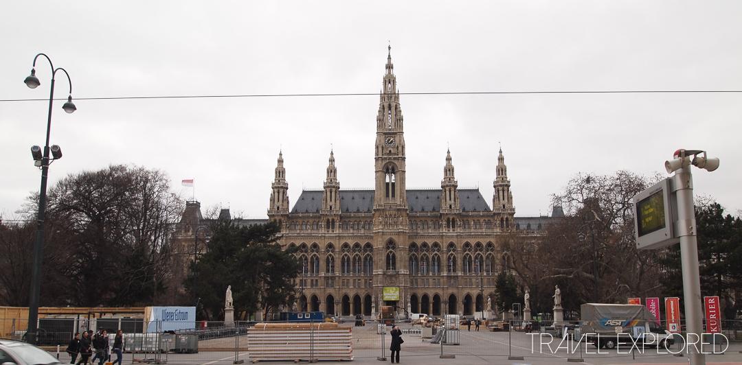 Vienna - Rathaus (City Hall)