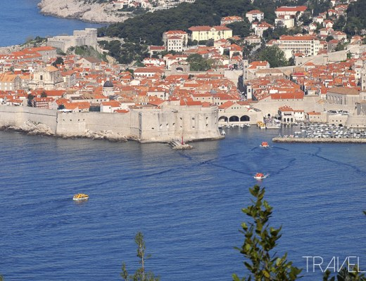 Dubrovnik - Old Walled City